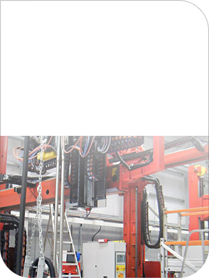 Why PEC? Dedicated weld cladding equipment supplier.